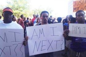 Am I Next - Ferguson