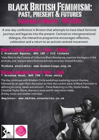 black feminism in britain essay