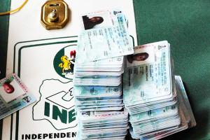 Nigerian elections PVCs