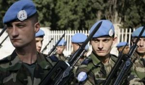 French 'peacekeepers'