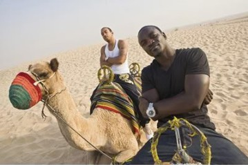 akon ludacris on camels