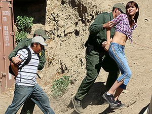 Border patrol sex why