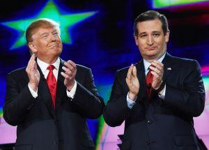 Trump vs Cruz