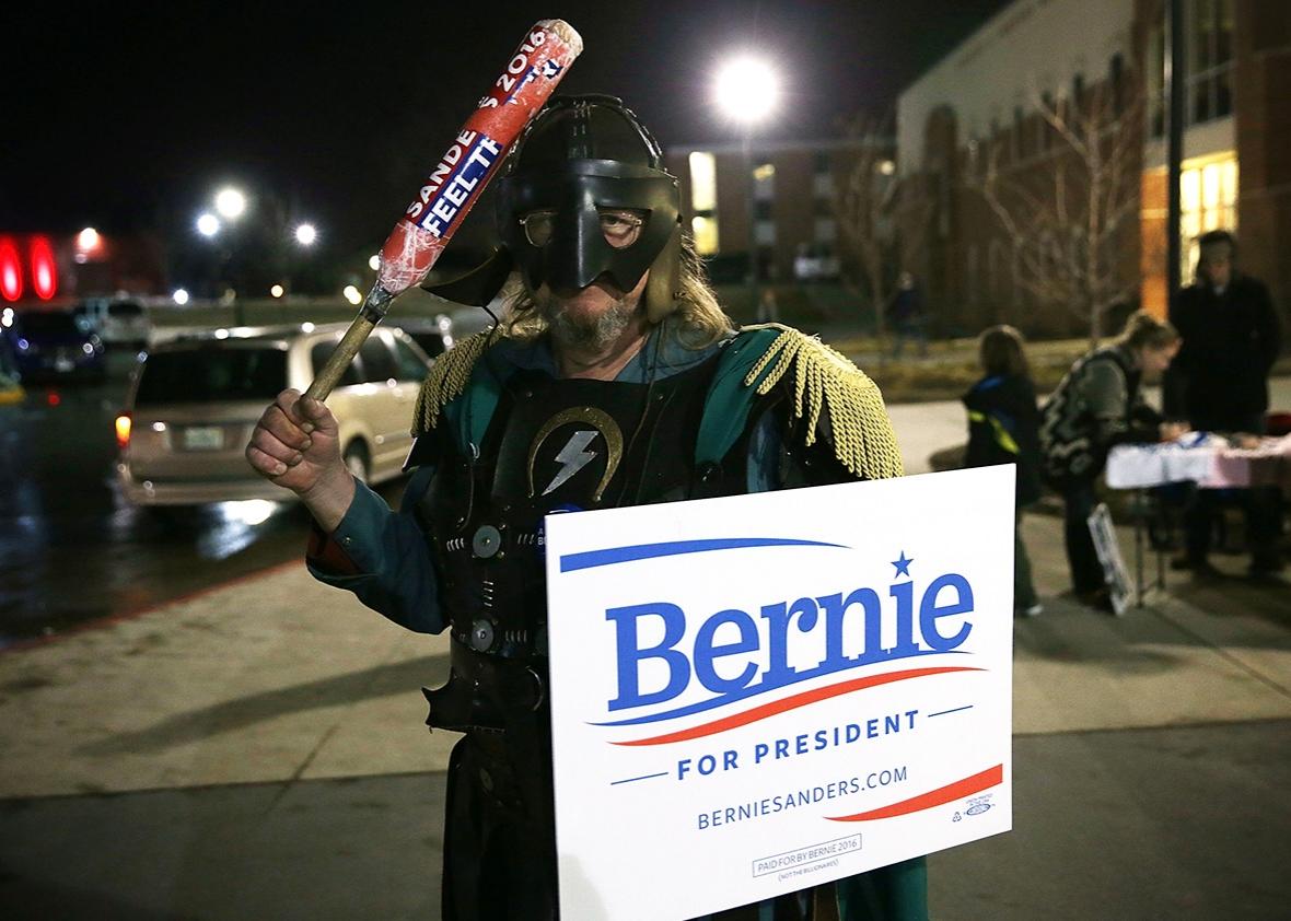 Bernie bro