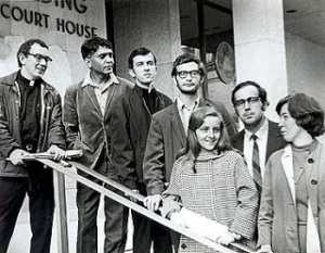Ahmad and associates who were charged with conspiracy to kidnap Kissinger.