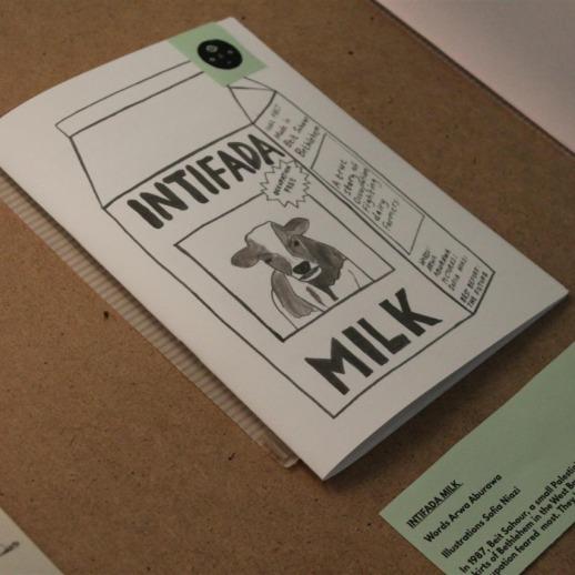 Intifada Milk