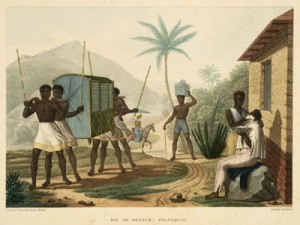 Mauritius slaves