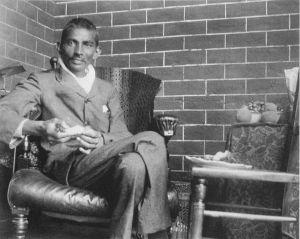 Gandhi in Johannesburg, 1908