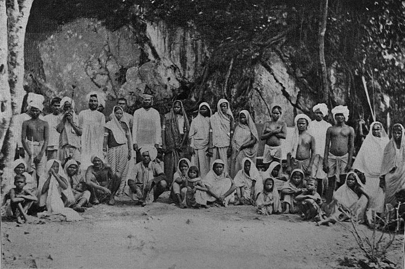 Indian indentured labourers, Trinidad and Tobago