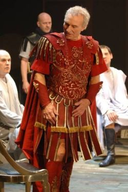 Gregory Doran's 2006 Antony and Cleopatra with Patrick Stewart as Mark Antony
