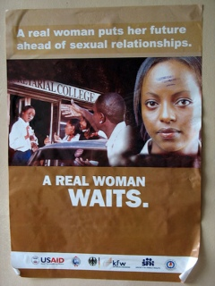 abstinence poster