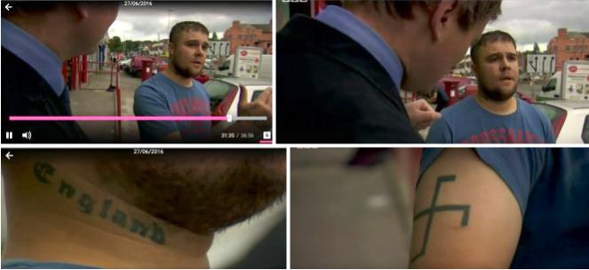 Screenshots from BBC iPlayer - 10 O'Clock News