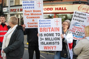 The EDL in 2013