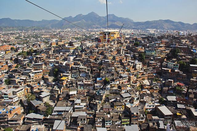 Rio Djaneiro, Complexo do Alemão