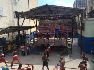 Cuba gym
