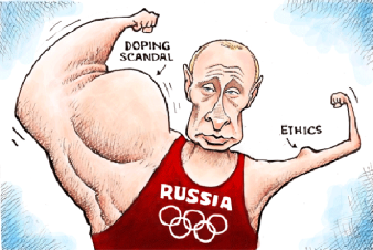 The Olympics' Doping Problem Can't Be Blamed on Russia – Media ...