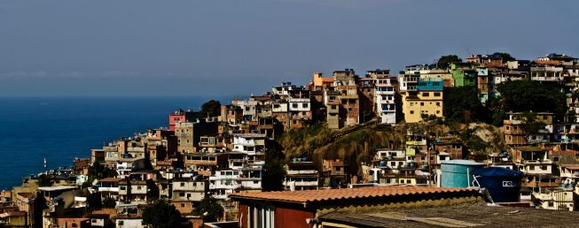 Violence used to be Vidigal's biggest problem. Now one of Rio's most beautiful favelas is fighting a very different monster: gentrification