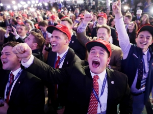 Supporters of Republican presidential nominee Donald Trump (Photo by Chip Somodevilla/Getty Images)