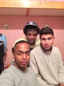 Walid, Nooh, Hussien