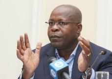 Lonmin chief executive Ben Magara. File picture: Simphiwe Mbokazi