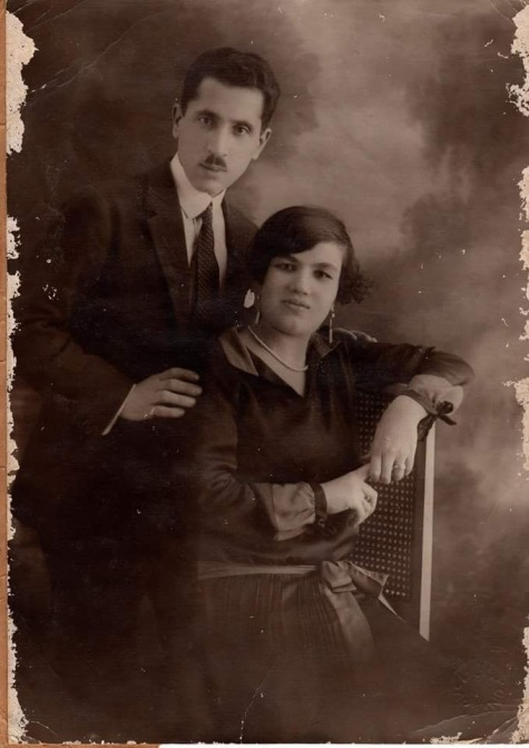 My greatgrandparents