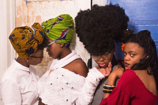 4 Queer African Women- Shot in USA (2)