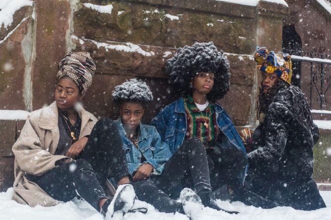 4 Queer African Women - Shot in USA
