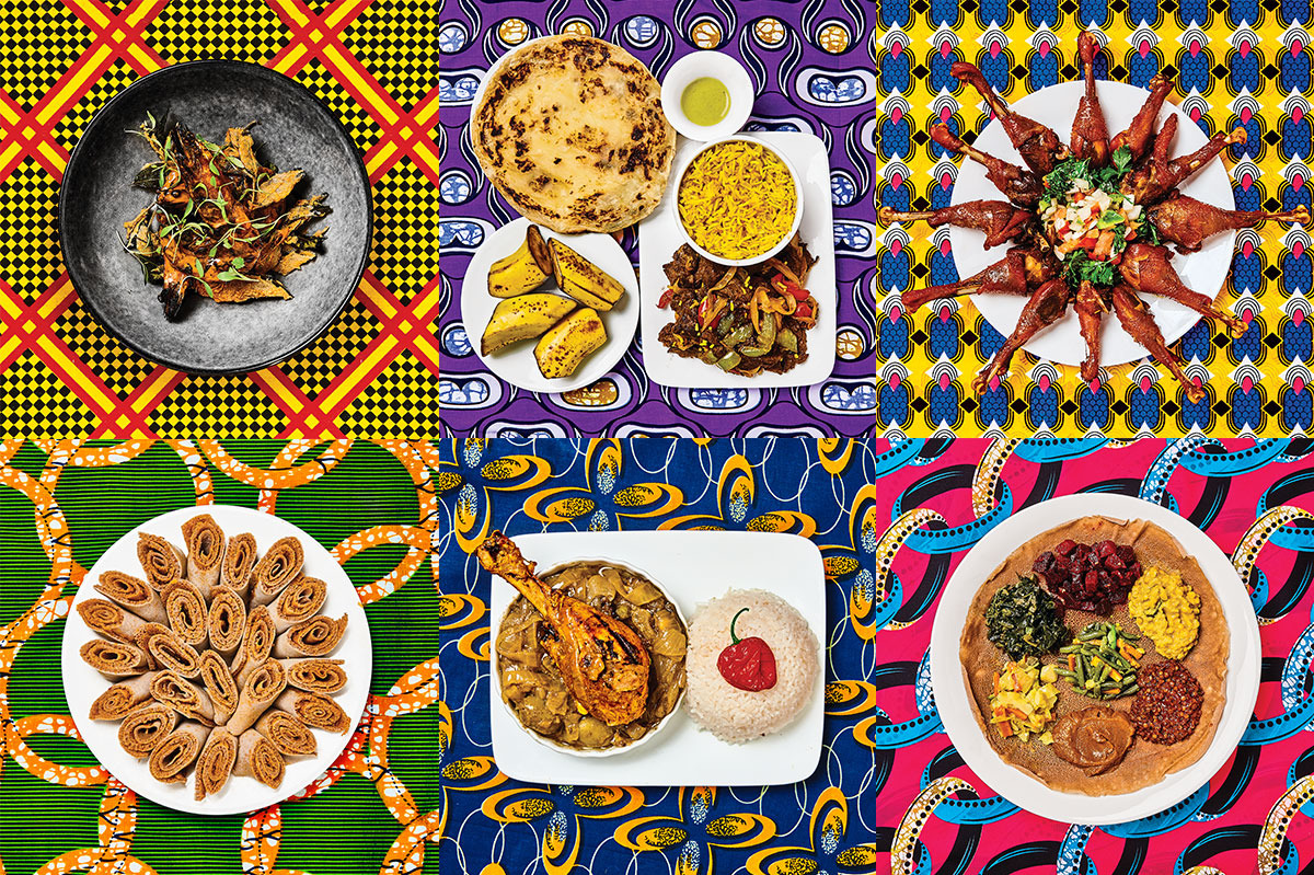 Nigerian food belongs to the nigerian in conversation for Afrikaans cuisine