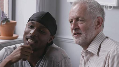 Corbyn JME