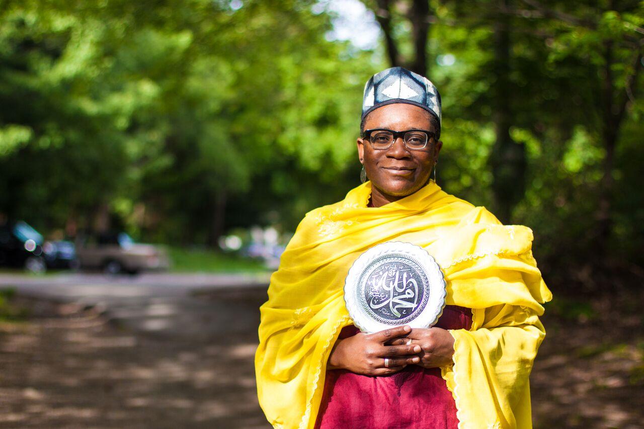 Terna - Bisexual Nigerian-Liberian © Mikael Owunna