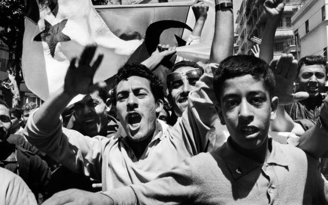 Algiers.