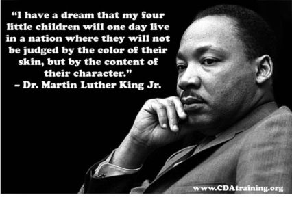 Does America Really Love Reverend Dr Martin Luther King Jr